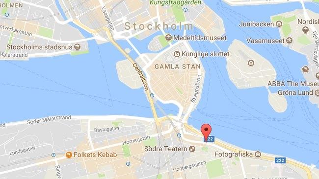 """Cykelburet rånargäng greps på Södermalm – polisen: """"Väldigt unga personer"""""""