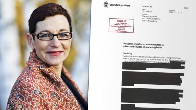 Maria Ågren.