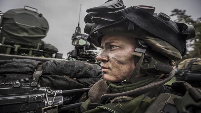 Foto: Bezav Mahmod/Försvarsmakten
