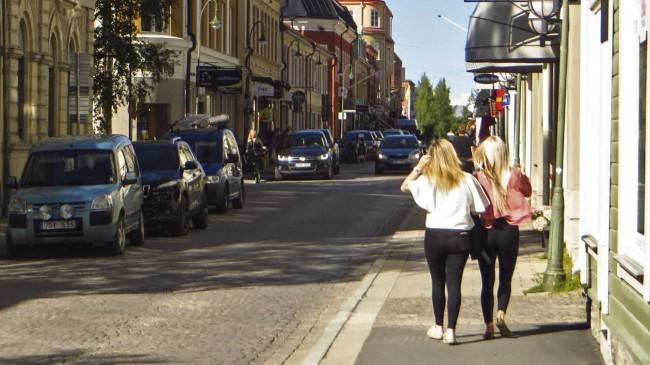 Arkivbild: Östersund. Foto: Mr Thinktank