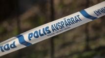 Kvinna sköts i ryggen i Örebro – gärningsman gripen