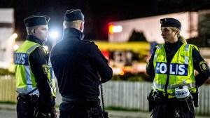 Polishuset i Helsingborg utsatt för bombdåd
