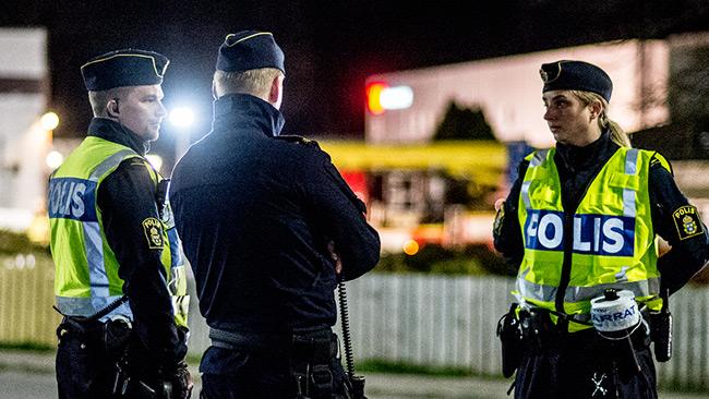Poliser sagar den egna omorganisationen