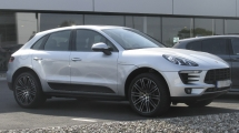 Rånades på Porsche i Hägersten i Stockholm