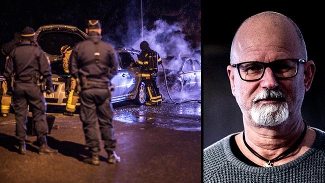 """Peter Springare: """"I stort sett hela polissverige håller på att resignera"""""""