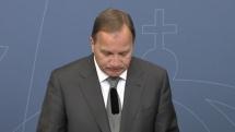 """Noll politiska konsekvenser efter IT-haveriet – Löfven: """"Jag har förtroende för alla statsråd"""""""