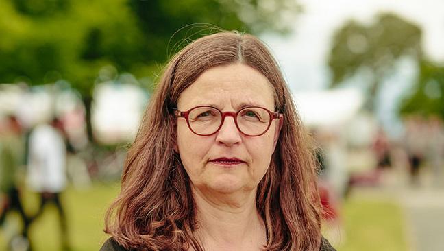 Anna Ekström (S) Foto: Flickr