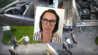 """Polisinspektören förklarar varför de inte håller kvar vandaliserande utlänning: """"Vi måste titta på vad vi får göra"""""""