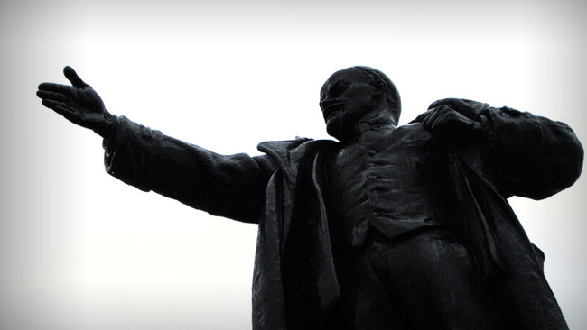 Lenin. Foto: Flickr