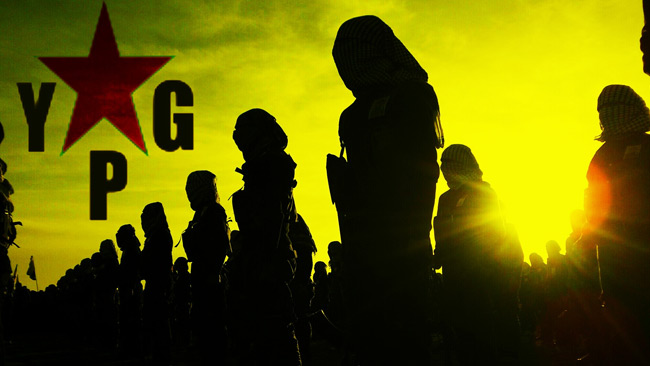Kurdiska YPG-styrkorna. Foto: Flickr