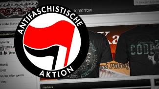 Ännu en nazistsajt hackad: AFA ämnar offentliggöra kundregister