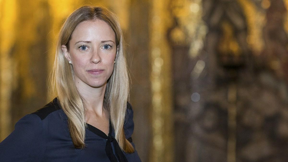Åsa Lindhagen. Foto: MP/Pressbild