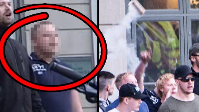 Mannen är nu identifierad. Foto: Nyheter Idag