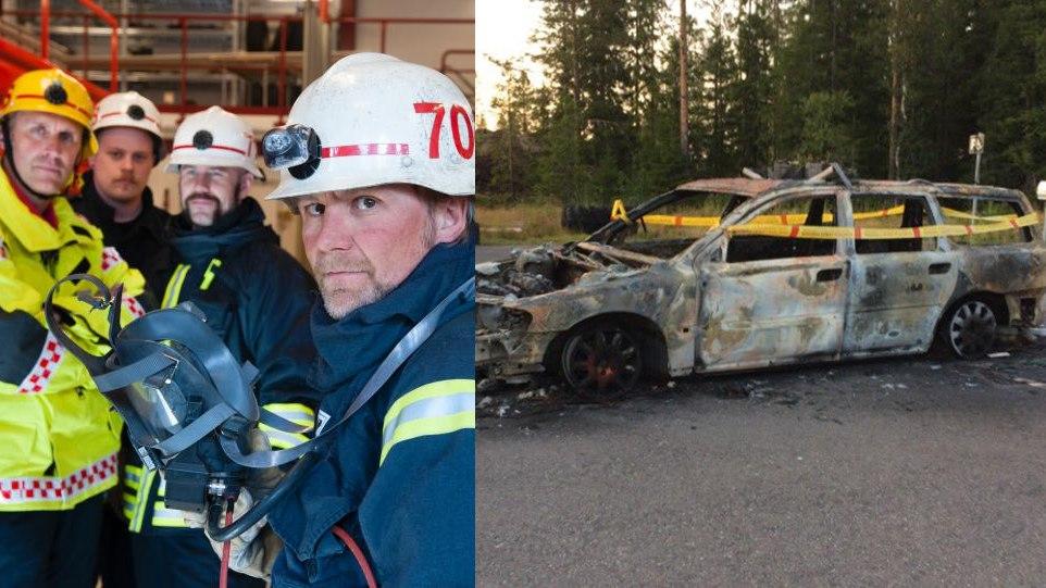 Foto: Räddningstjänsten Malung-Sälen