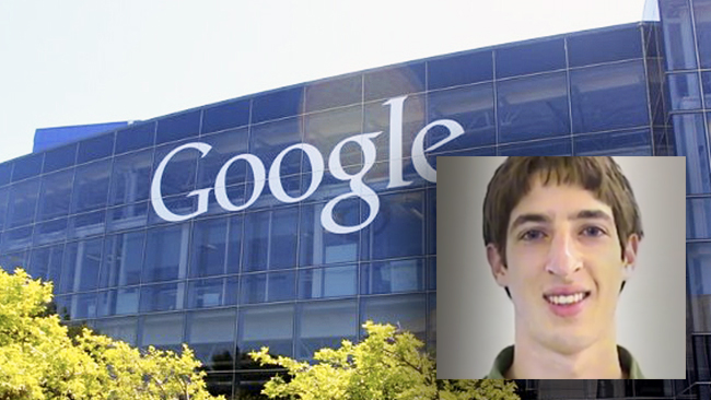 James Damore Foto: Youtube