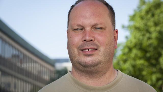 Jonas Serneholt. Foto: Miljöpartiet/pressbild