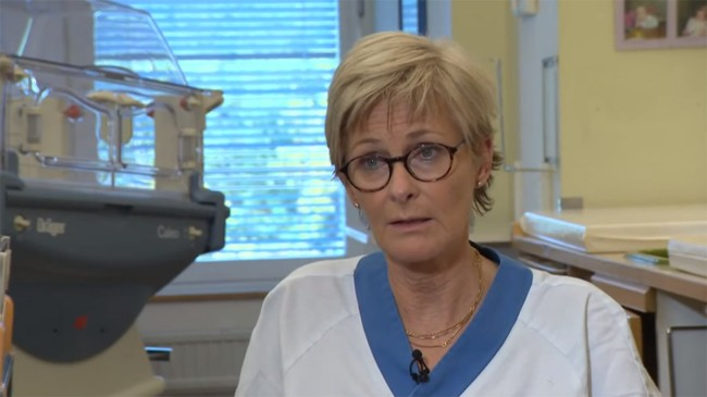 Katarina Strand Brodd. Foto: Akademiska sjukhuset