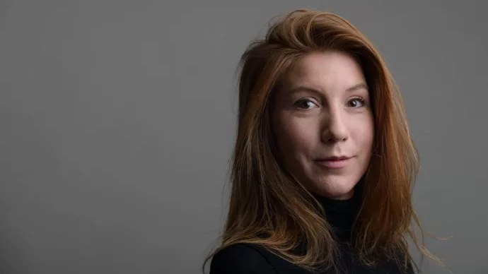 Kim Wall. Foto: Tom Wall via polisen