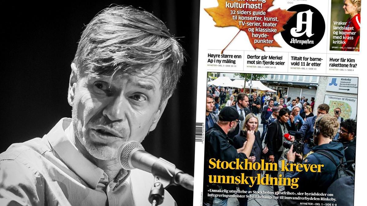 Foto: Tore Sætre/Skärmdump