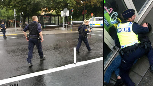 Ingen dom efter polisbrutalitet