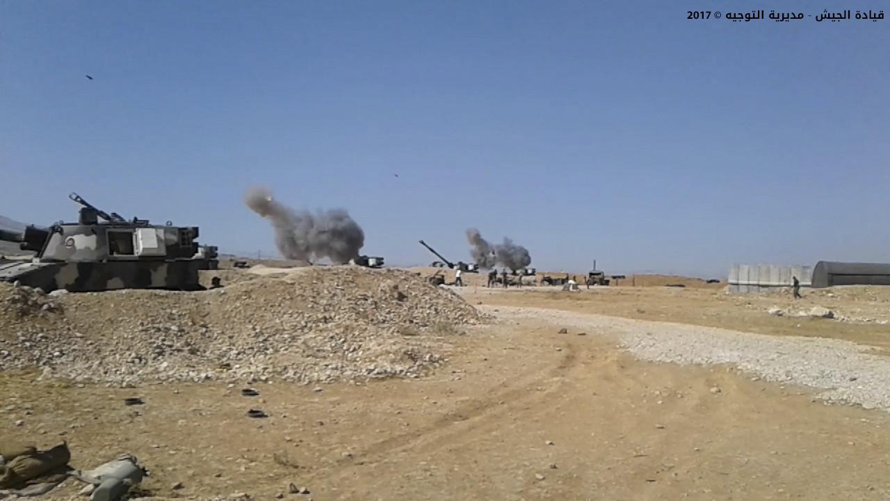Foto: Libanesiska armén