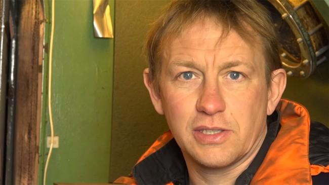 Peter Madsen. Foto: Youtube