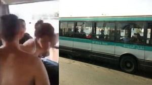 Gruppvåldtäktsförsök mot kvinna på buss väcker avsky i Marocko
