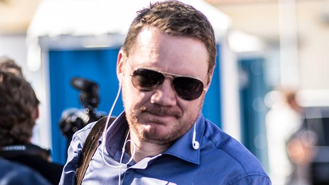 Expressen-profilen Niklas Svensson. Foto: Nyheter Idag