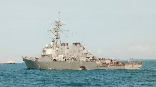 Foto: Royal Malaysian Navy