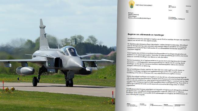 Foto: Louise Levin/Försvarsmakten samt faksimil Fortifikationsverket