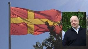 Region Skåne får inte flagga med skånska flaggan