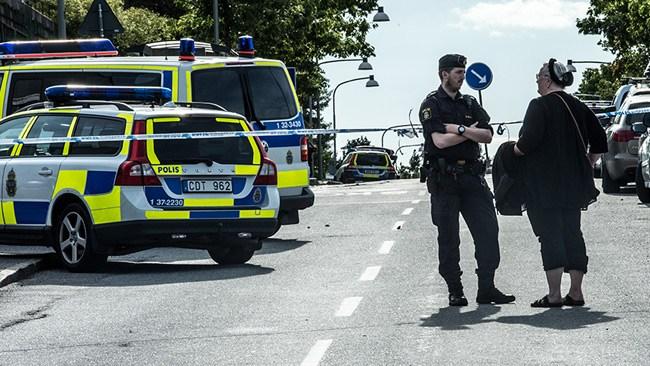 """Larm om skottlossning varannan timme i Stockholm – Polisen: """"Vad är alternativet? Att vi säger att vi inte fixar det?"""""""