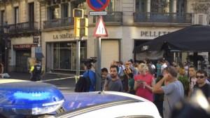 Terrordåd i Barcelona: Minst 13 dödade
