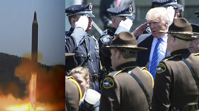 Foto: Arkivbild KCNA/Shane T. McCoy / US Marshals
