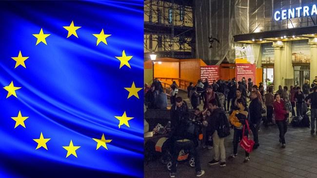 EU inför nya asylregler: Kan straffa länder som inte tar emot asylsökande