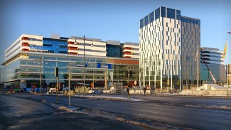 Krismöte för Nya Karolinska - IT-störningar fara för hjärtinfarktspatienter