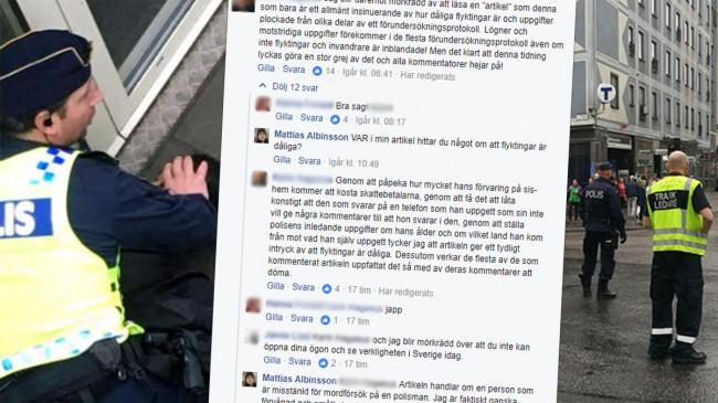 Foto: Privat/Skärmdump/Nyheter Idag