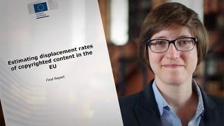 EU-kommissionen mörkade rapport om effekterna av piratkopiering