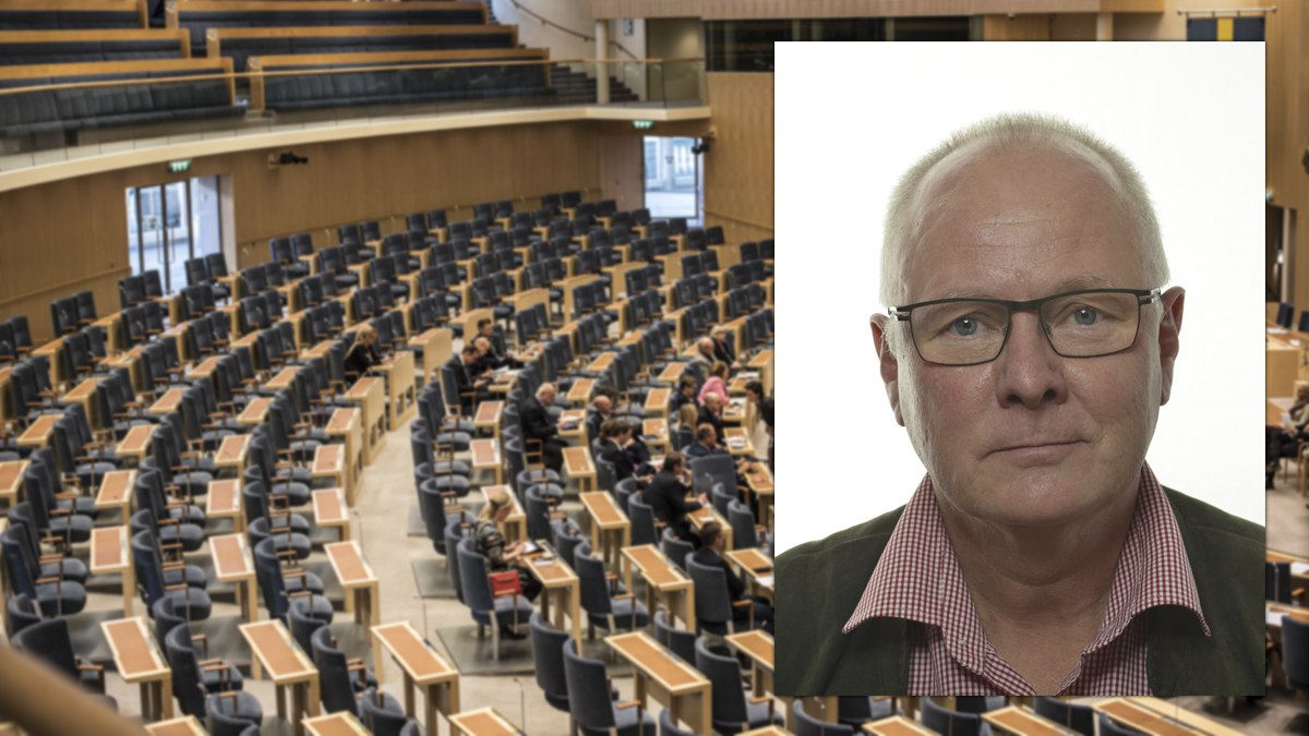 Foto: Nyheter Idag/Riksdagen