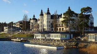 Grand Hotel i Saltsjöbaden. Foto: Holger Ellgaard / Wikimedia Commons
