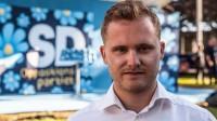 Henrik Vinge. Foto: Nyheter Idag
