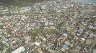 Orkanen Maria har skördat minst nitton dödsoffer