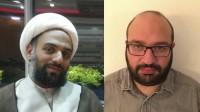 Zoheir Eslami och Mehdi Hosseini. Foto: Privat