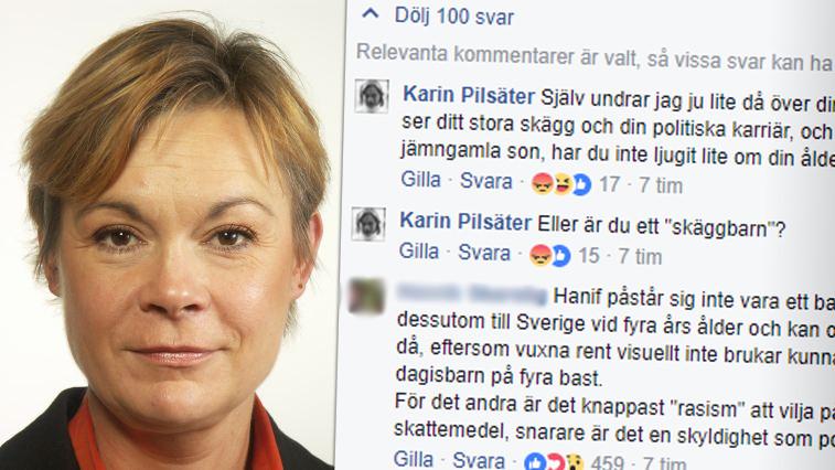 Bild: Riksdagen/Skärmdump