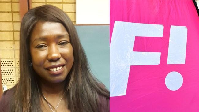 Nu åtalas Victoria Kawesa för brott mot upphovsrättslagen