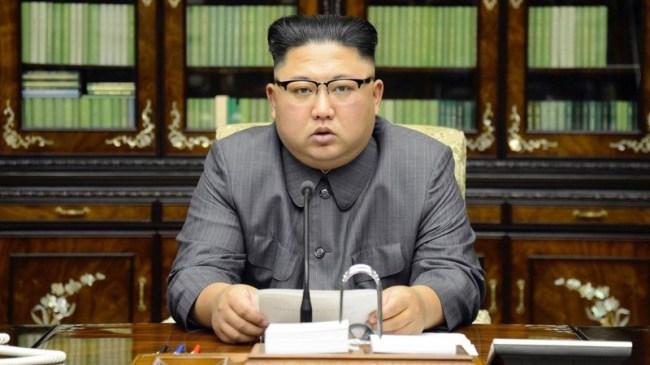 """Kim Jong-un kallar Trump """"sinnessjuk"""" efter hot om att """"helt förgöra Nordkorea"""""""