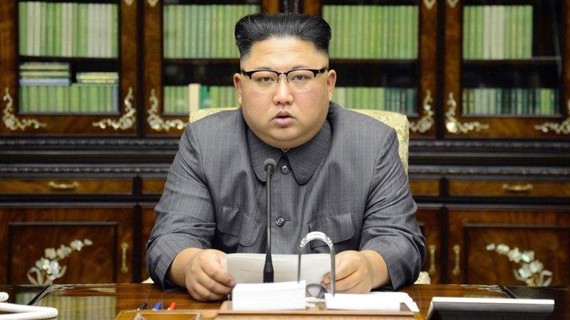 Kim Jong-un. Foto: KCNA