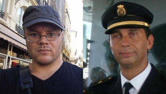 Pierre Danilo L och Blas Gámez. Foto: Privat