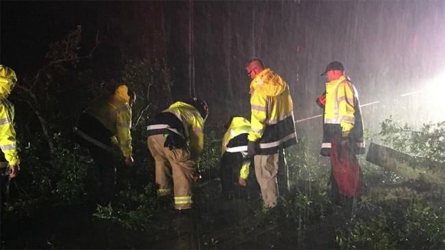 Foto: Brandkåren i Lakeland