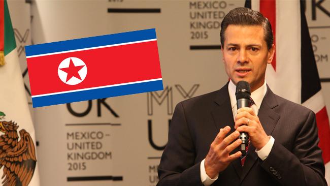Mexikos president Enrique Peña Nieto. Foto: Wikimedia commons